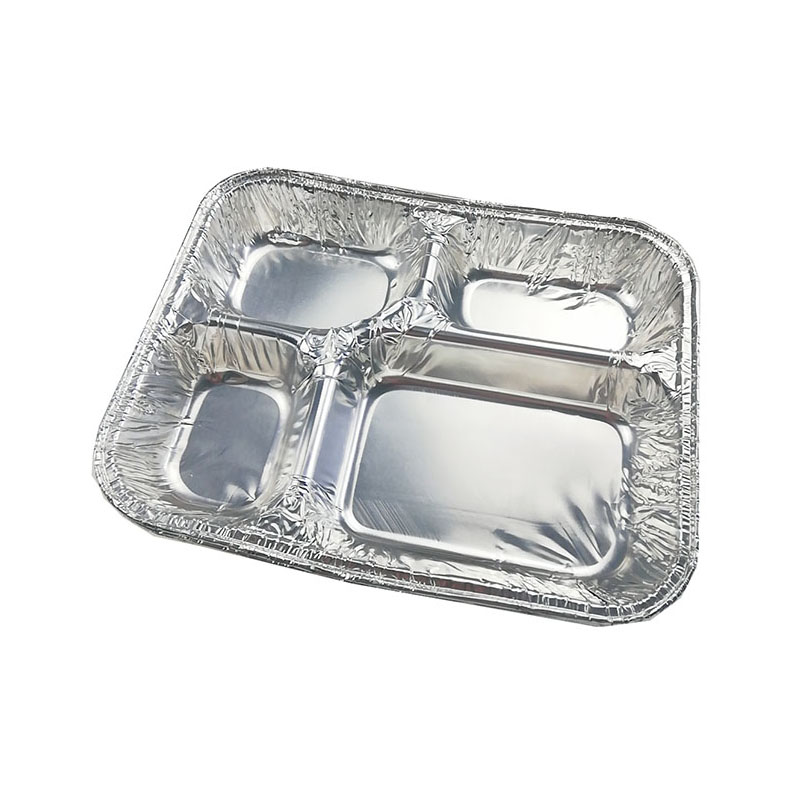 disposable aluminum foil lunch boxes