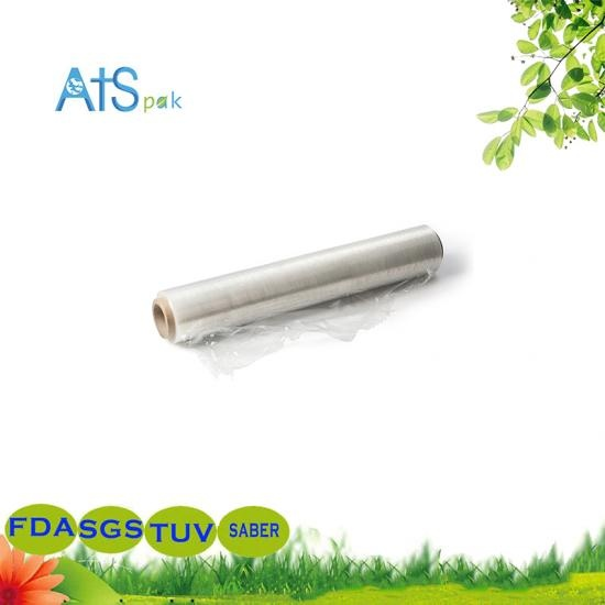 disposable PVC cling film