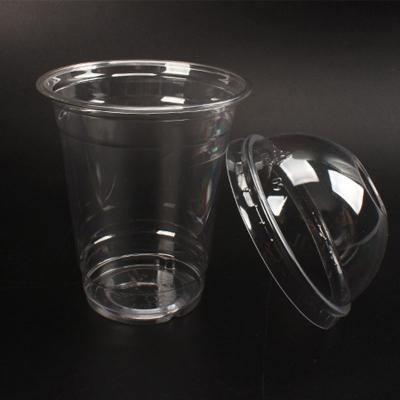 Disposable Plastic Cup With Lid